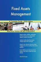 Fixed Assets Management a Complete Guide - 2020 Edition