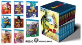 Dragonball Dragon Ball Z and Super Complete Series Bluray