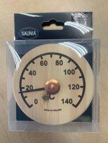 Saunia - ronde thermometer - Finland