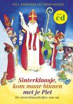 Sinterklaasje, kom maar binnen met je Piet + CD