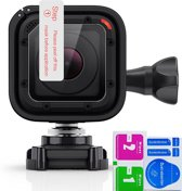 Pro Series Folie (3x) Lens Screen Protector voor GoPro Hero Session 4 / 5 - Transparant