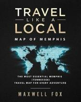 Travel Like a Local - Map of Memphis