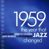 Year That Jazz Changed