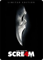 Scream 4 (Metal Case) (Limited Edition)