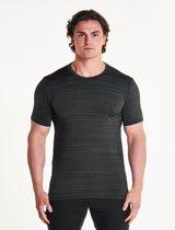 Bodybuilding Shirt Mannen Grijs Zephyr - Pursue Fitness
