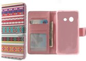 Tribal Geometric wallet hoesje Samsung Galaxy ace Style G310