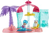 Fisher-Price Shimmer & Shine Teenie Genies Strandplezier Speelset