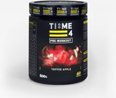 Time 4 Nutrition Pre Workout Shake Toffee Apple