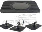 TomTom / Garmin onderlegger - Dashboard steun - Navigatie houder  Telefoonhouder Zuignap houder - Anti slip - Rheme
