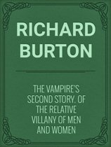 The Vampire's Second Story. Of the Relative Villany of Men and Women
