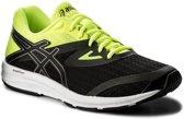 Asics Amplica hardloopschoen Heren Sportschoenen - Maat 46 - Mannen - zwart/geel