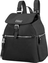 Samsonite Fashion Rugzak - Karissa Backpack 3 Pockets 1 Buckle Black