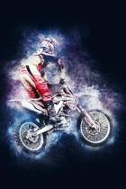 Motorbike - Notebook with Quotes about Motorcycle, 120 Lined Pages #9