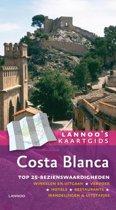 Lannoo's kaartgids - Costa Blanca