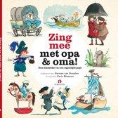 Kinderboeken doeboek Zing mee met opa en oma