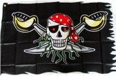 Piratenvlag Deluxe