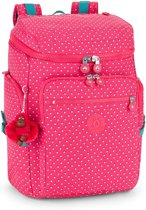 Kipling Upgrade - Laptoprugzak - Pink Summer Pop