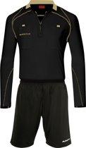 Masita Scheidsrechtersset - Shirts  - zwart - XL