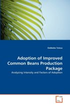 Adoption of Improved Common Beans Production Package