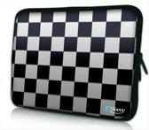 Laptophoes 13,3 schaakbord - Sleevy