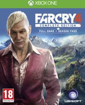 Far Cry 4 - Complete Edition - Xbox One