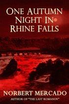 One Autumn Night In Rhine Falls