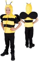 Pluche Honingbij - Kostuum - 5-7 jaar