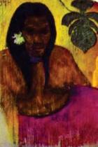 Tahitian Woman by Paul Gauguin - 1899