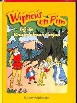 Omkeerboek. Wipneus en Pim bij de knuppelmannetjes / Wipneus en Pim op speurtocht
