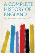 A Complete History of England Volume 9