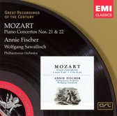 Mozart: Piano Concertos Nos. 21 & 22