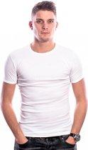 heren T-shirt EXTRA LANG 11-137