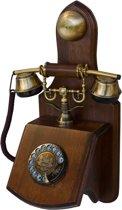 OPIS 1921 model D - Vaste telefoon - Hout