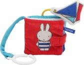 Nijntje Sailor Buggyboekje - Blauw