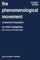 The Phenomenological Movement
