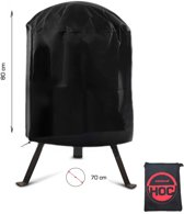 Ronde bbq beschermhoes 70x80  Barbecue hoes/ afdekhoes ronde bbq