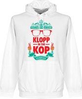 Klopp On The Kop Hooded Sweater - L