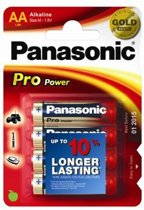 Panasonic AA Pro Power Batterijen
