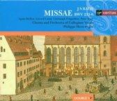 Bach: Missae (2 cd's)
