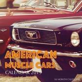 American Muscle Cars Calendar 2019
