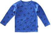 Little Label Jongens T-shirt - blauw - Maat 110/116