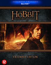 The Hobbit Trilogy Extended Edition (Blu-ray)