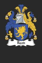 Reed: Reed Coat of Arms and Family Crest Notebook Journal (6 x 9 - 100 pages)