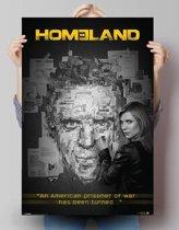 REINDERS Homeland - Poster - 61x91,5cm