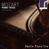 Mozart: Piano Trios KV 502, 542, 564