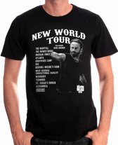 THE WALKING DEAD - T-Shirt New World Tour (M)