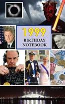 1999 Birthday Notebook