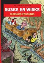"""""""Suske en Wiske 346 - Chronos en chaos"""""""