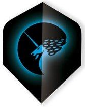 "Core Metallic Std. ""Logo-Blue"""
