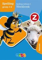 Z-Spelling groep 3-4 Spelling oefenen 1 Werkboek Stenvert
